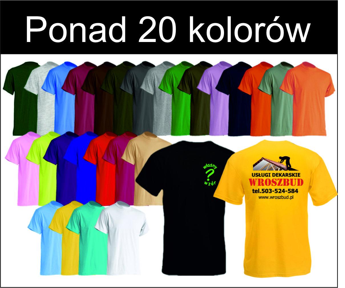 Koszulki kolory jpg
